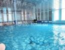 Зимний аквапарк, бассейн