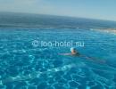 Морской бассейн на пляже