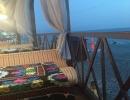 Чайхона на пляже
