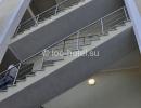 Корпус В, вход на этажи
