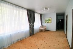 Главный спальный корпус, коридор