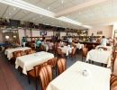 Шведский стол, зал питания