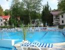 Открытый бассейн, зона отдыха