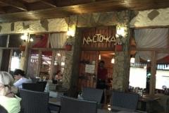 Кафе Ласточка в Лоо