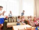 Детская комната «Акварик»