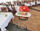 Детские стульчики в зале