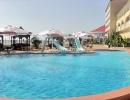 Открытый бассейн с пресной водой