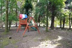 Детская площадка (около корпуса ресторана)