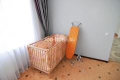 Главный спальный корпус, детские кроватки