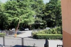 Парковка №2 напротив административного корпуса