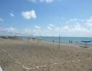 Пляж, волейбольная площадка