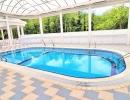 Зимний подогреваемый бассейн
