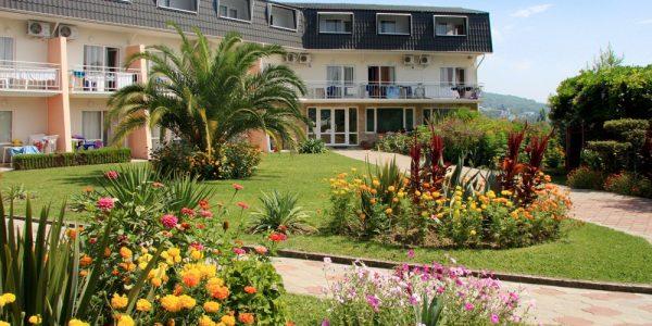 Отель ВатерЛоо Сочи официальный сайт