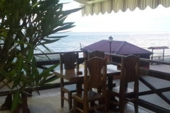 Кафе Веранда в Лоо